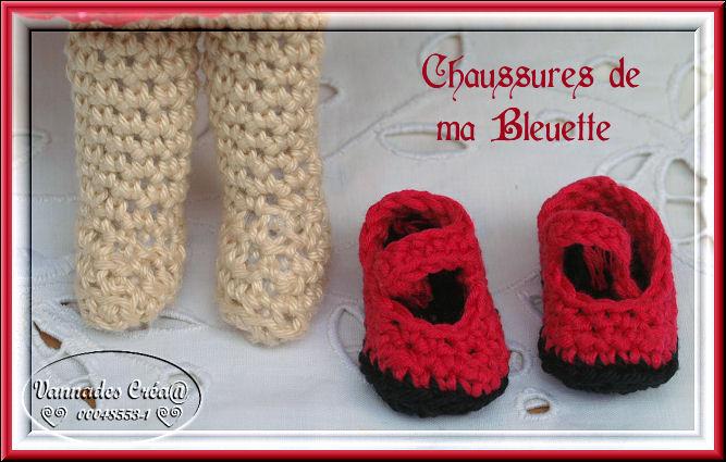 Bleuette au Crochet ♥♥♥ 495653chaussures1