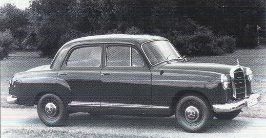 Mercedes 170 et 220. La renaissance 496040srie180190