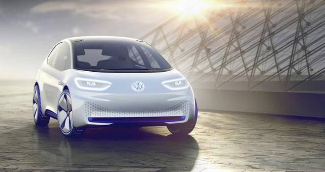 La première mondiale de l'I.D. lance le compte à rebours vers une nouvelle ère Volkswagen  496832DB2016AU00764large