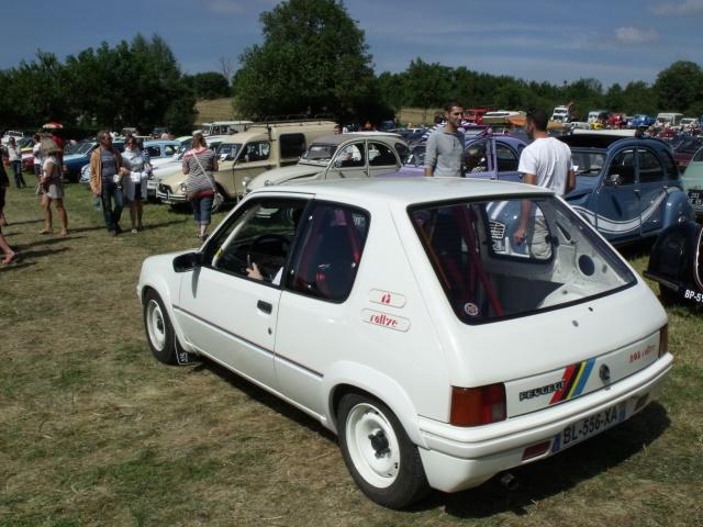 23e rassemblement de véhicules anciens et d'exception de Verna (38) - 2013 - Page 11 497907160Peugeot205Rallye