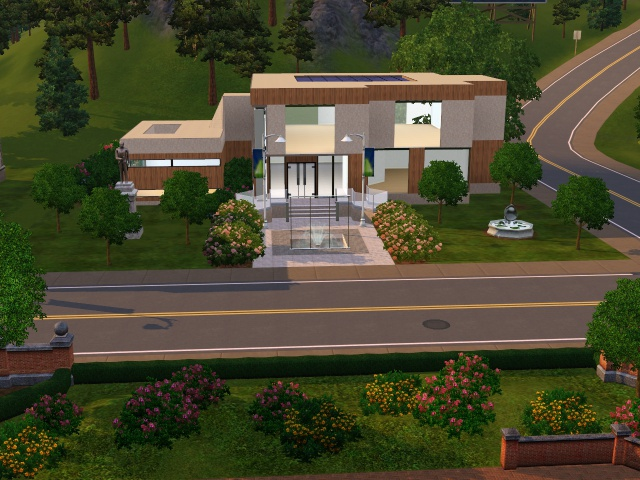 [Sims3]-Débutant- Atelier construction moderne.  - Page 14 498674Screenshot6