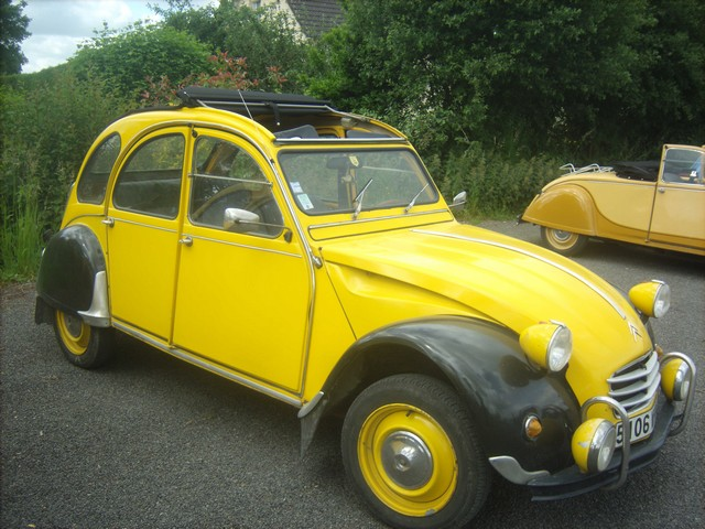 Viking Club 2CV 15éme Rencontre 2012 Domjean (Manche 50420) 500485Jun21628