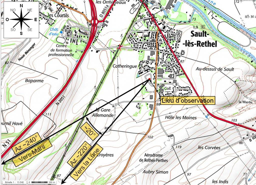 2014: le 16/04 à 4h55 - Un phénomène ovni troublant - Sault lès Rethel 08 - Ardennes (dép.08) 500490Saan5