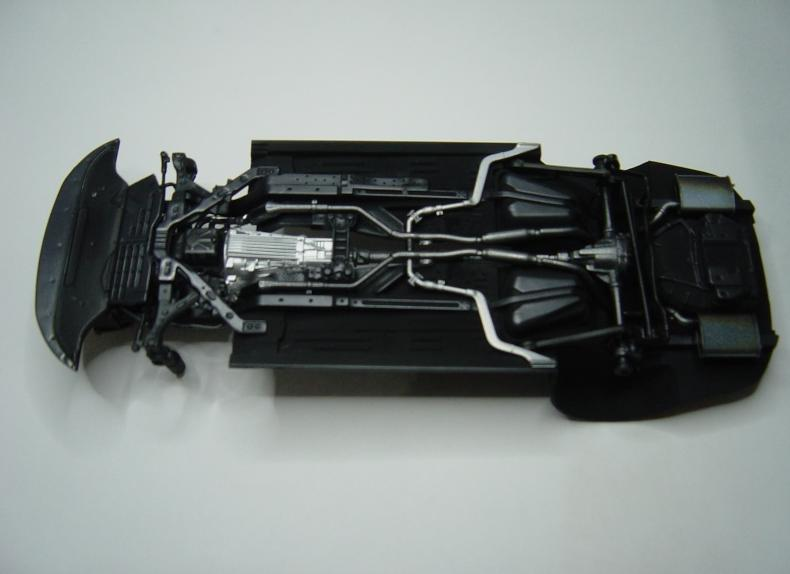 Mustang Boss 302 2013 501251chassis