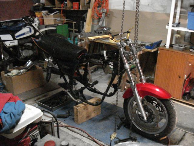 Restauration et modification  Z650 501467DSC03190
