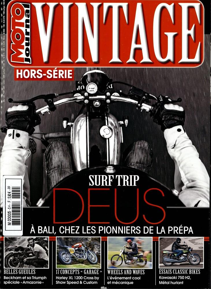 Moto journal hors série VINTAGE 50173590mj