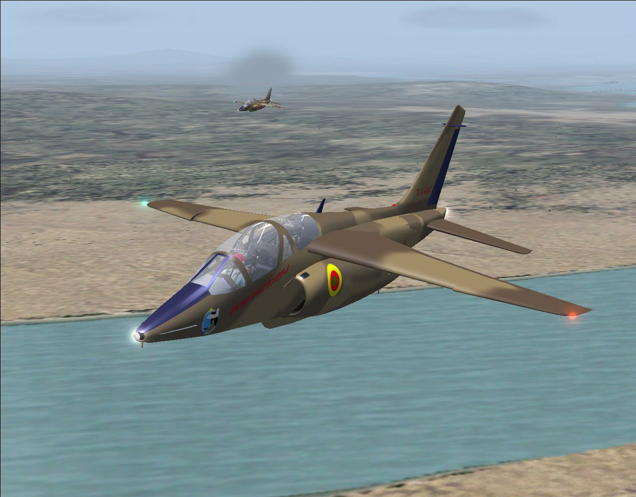 """Cameroonising Heavily"" Flight Simulator for a while now... 502115Capt110510134632019"
