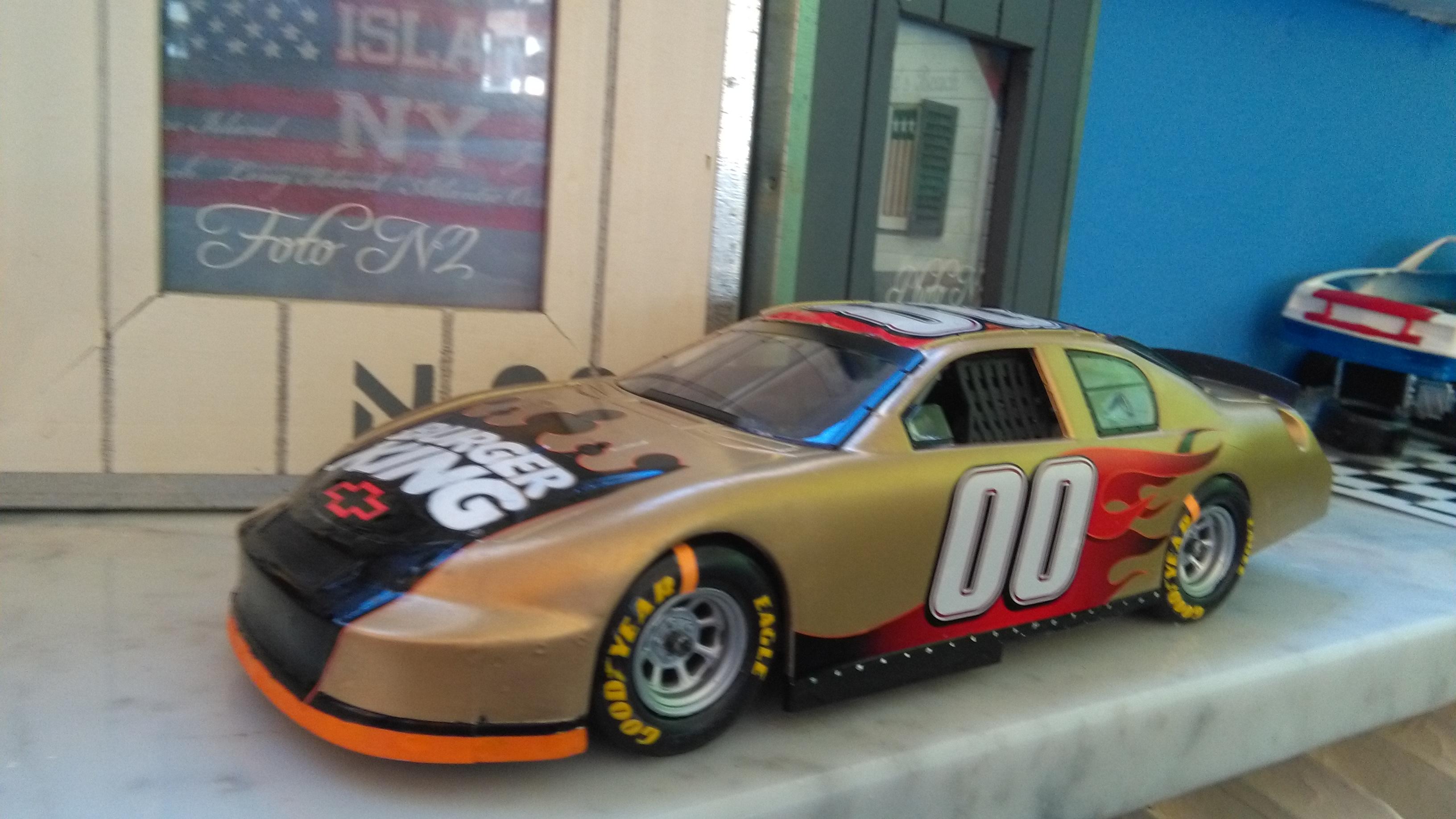 Chevy Monte-Carlo 2006 #00 Bill Elliott Burger King 502142IMG20170510162153