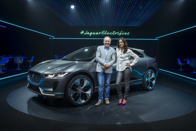Jaguar Dévoile Le Concept I-PACE : Le SUV Électrique Performant 503233jagipacemichellerodriguez009