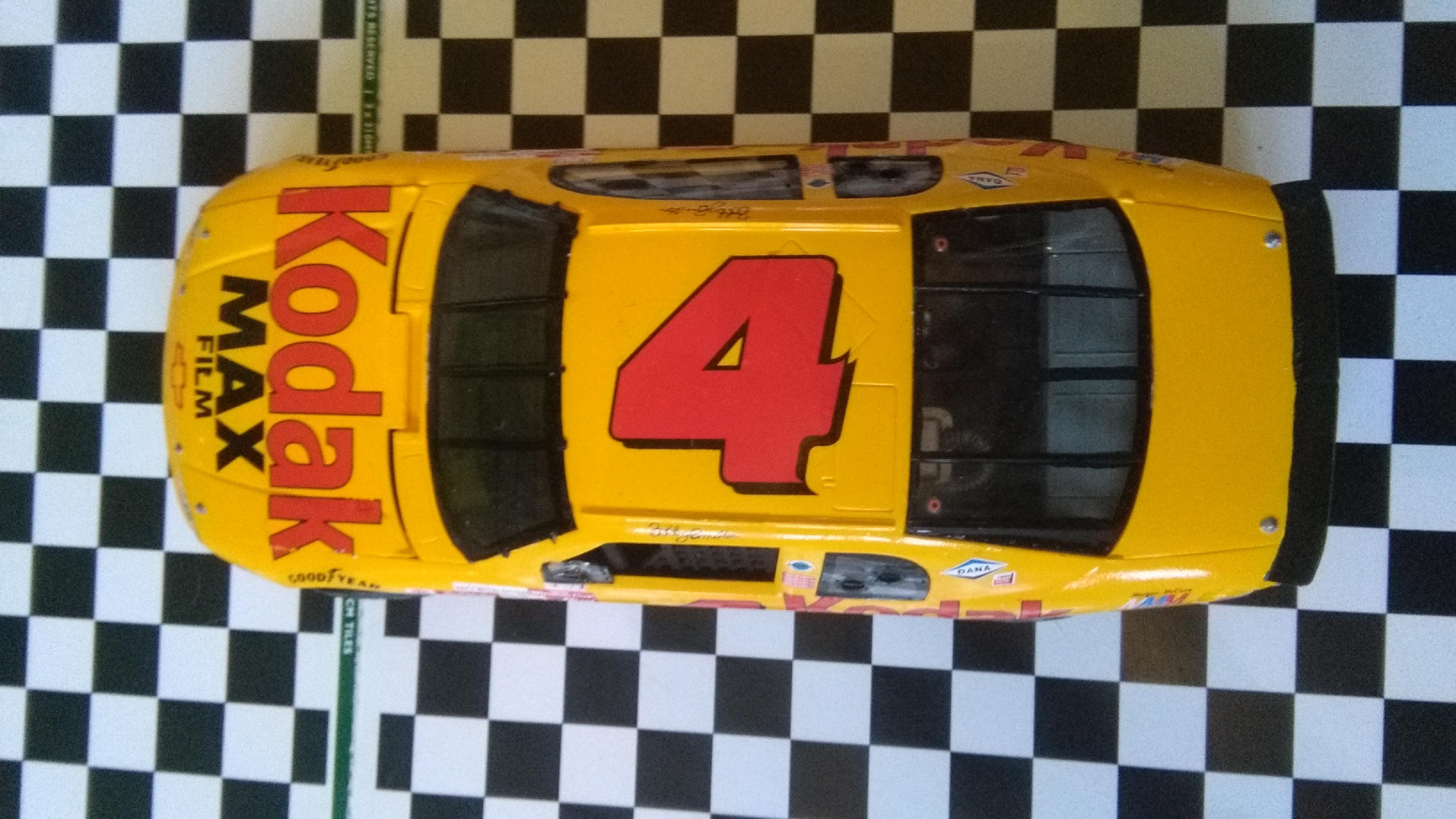Chevy Monte-Carlo 1998 #4 Bobby Hamilton Kodak  503496IMG20170311174550