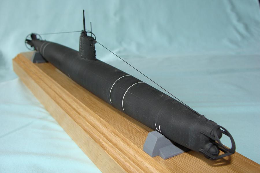 Ko-Hyoteki / Sous-marin de poche Type A - Fine Molds - 1/72ème - Page 2 504443DSC04358bis