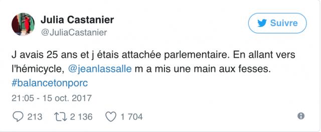Jean Lassalle rattrapé par des accusations de harcèlement 504654631