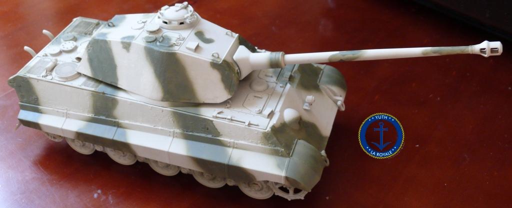 Sd.Kfz. 182 Panzer VI ausf B Tiger II Porsche Turret 505943konigstiger01