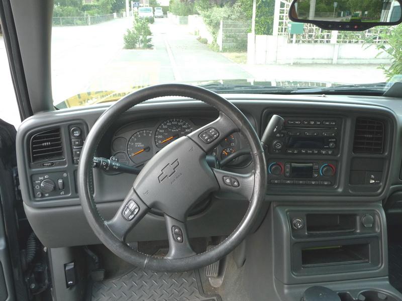 Chevrolet Silverado V8 5,3L 2003 506588P1030375