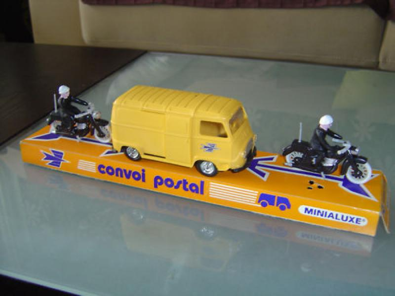 Convoi Postal 507520Coffretconvoipostal