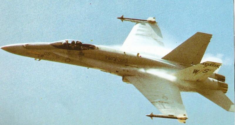 BOEING F/A-18E et F SUPER HORNET  507676McDonnellDouglasF18USMC