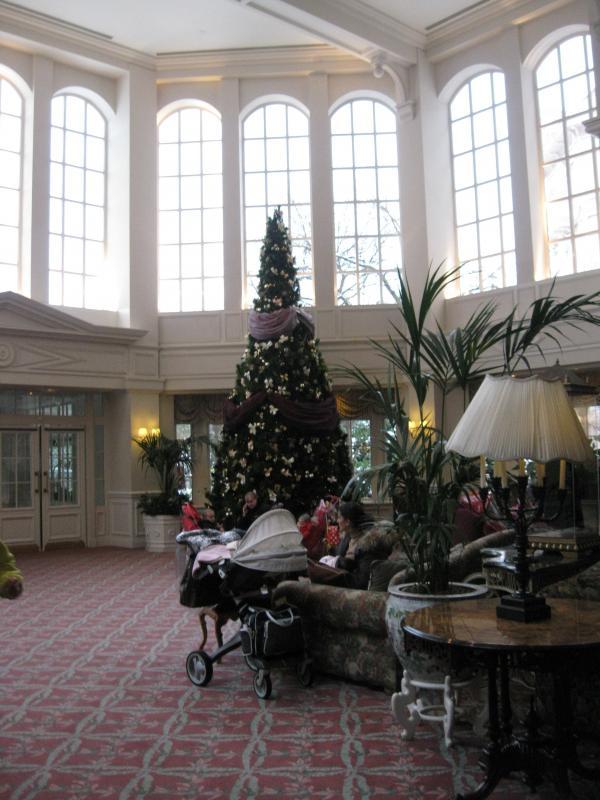 [Disneyland Paris] Disneyland Hotel - chambre Castle Club (8-10 décembre 2010) (début du TR p.9) - Page 10 507708IMG2561