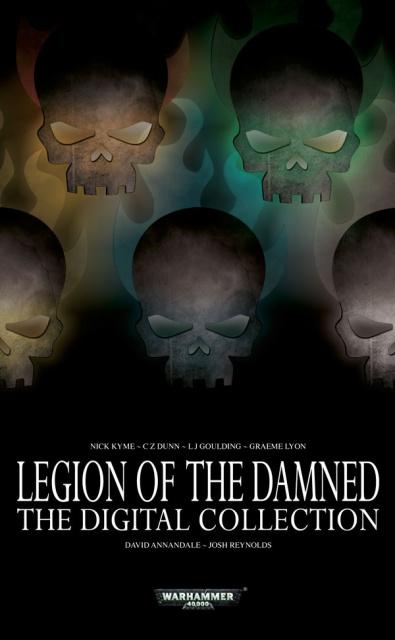 Legion of the Damned: Digital Collection 508536LegionoftheDamnedDigitalCollection