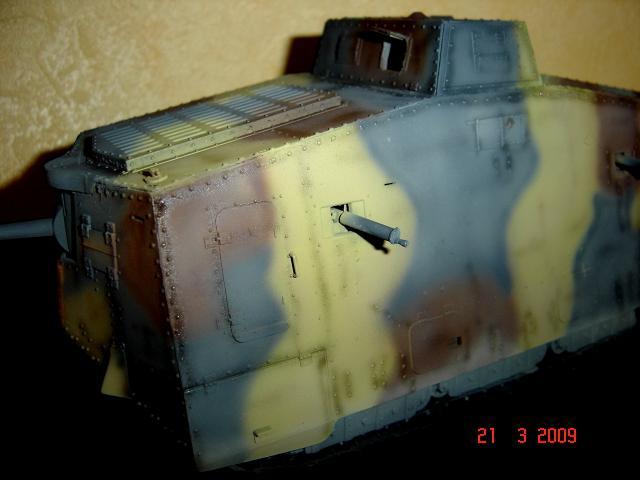 A7V [TAURO MODEL 1/35e] Le premier Panzer 509012A7V_peinture_et_vieillissement_015