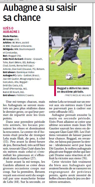 FC AUBAGNE // CFA2 GROUPE SUD EST  G - Page 19 509159745A