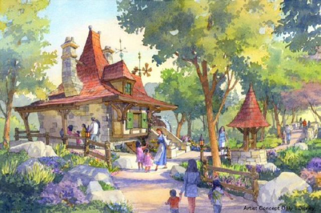 [Tokyo Disneyland] Nouvelles attractions à Toontown, Fantasyland et Tomorrowland (printemps 2020)  - Page 2 509348W453
