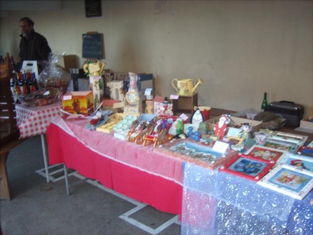 marché de Noël - Saint-Sever-Calvados 14380 509507Dec19251