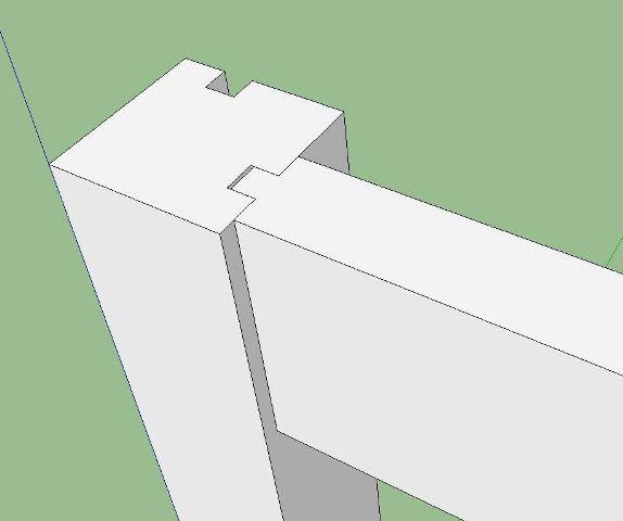 Déplacer avec Précision un Composant avec Sketchup 5100851902