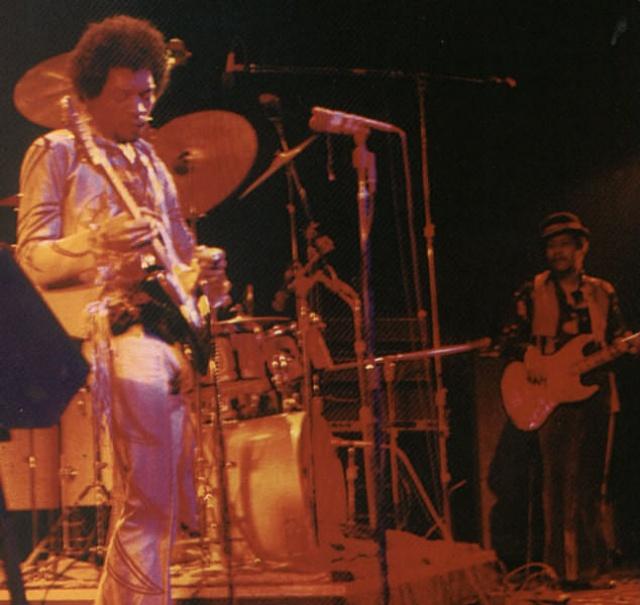 New York (Fillmore East) : 31 décembre 1969 [Second concert]  5101524420