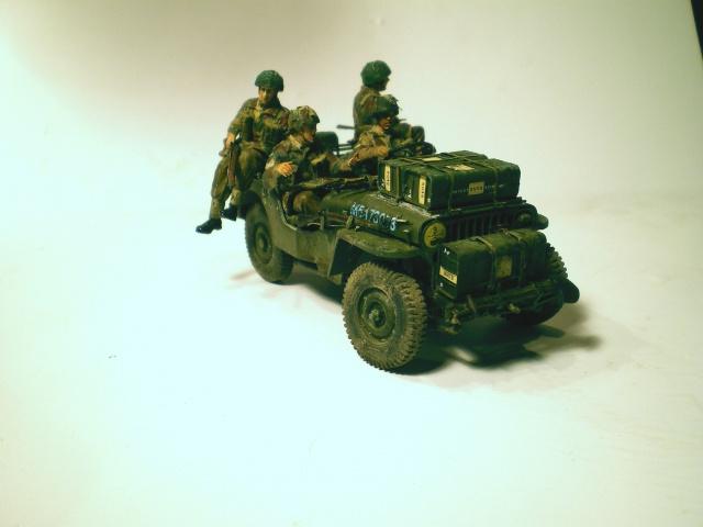 6 pdr ,jeep ,équipage airborne Bronco 1/35 (sur la route de Ouistreham) 510849IMGP0011