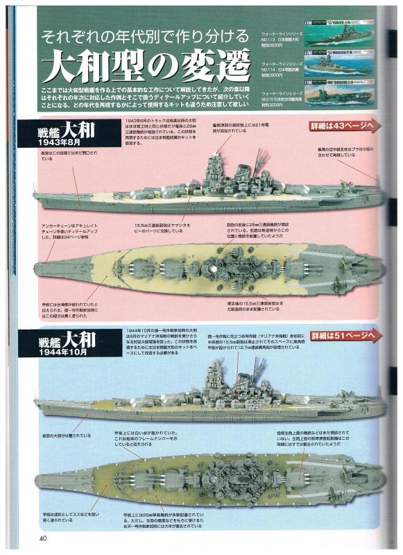 Yamato 1/700 fuji, PE,Pont en bois et babioles - Page 5 511864012