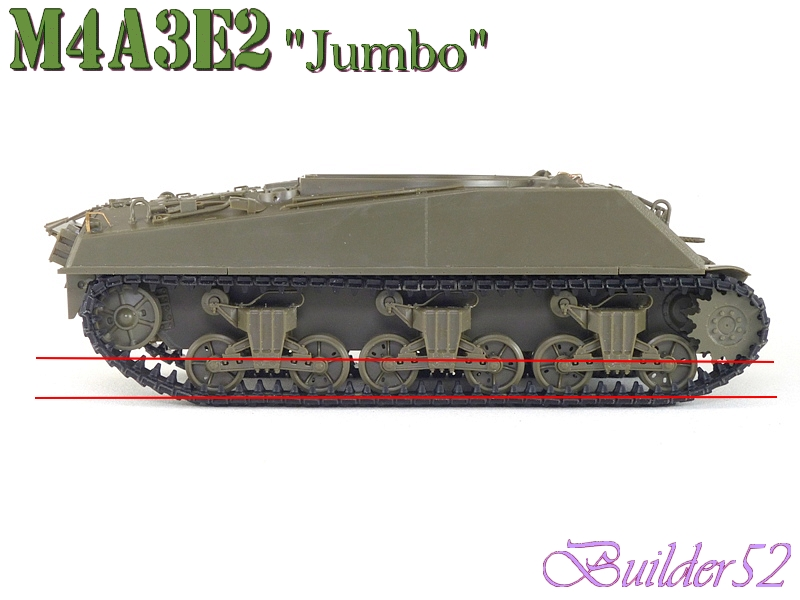 SHERMAN M4A3E2 JUMBO - TASCA 1/35 - Page 2 512926P1050243
