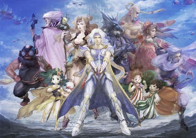Final Fantasy IV 513714ffivds235