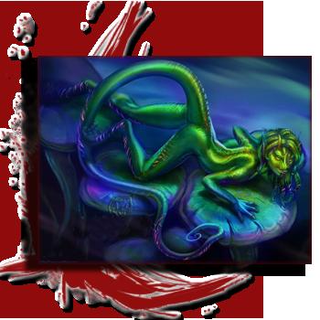 Bestiaire: Les créatures de la Grèce antique, entre Fantastique et réalité. 514467Lamia