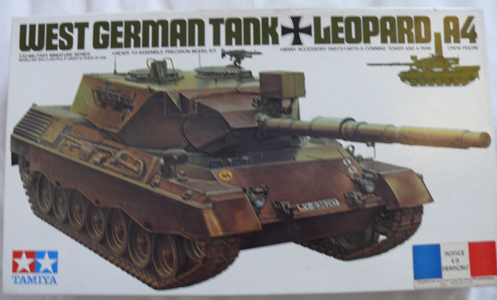 Bundeswher Leopard A4 515057leoparda401
