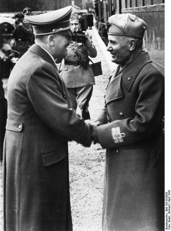 LFC : 16 Juin 1940, un autre destin pour la France (Inspiré de la FTL) 516197BundesarchivBild183B23938AdolfHitlerBenitoMussolini