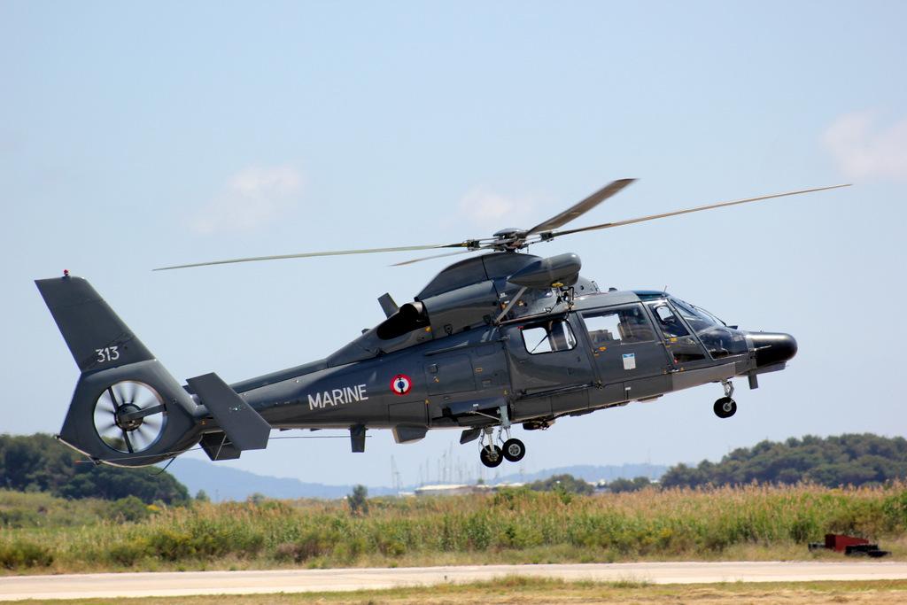 Eurocopter SA365F Dauphin 516661IMG9793001