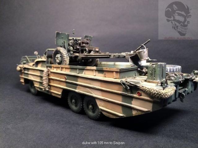 Duck gmc,avec canon de 105mn,a Saipan - Page 2 517550IMG4485