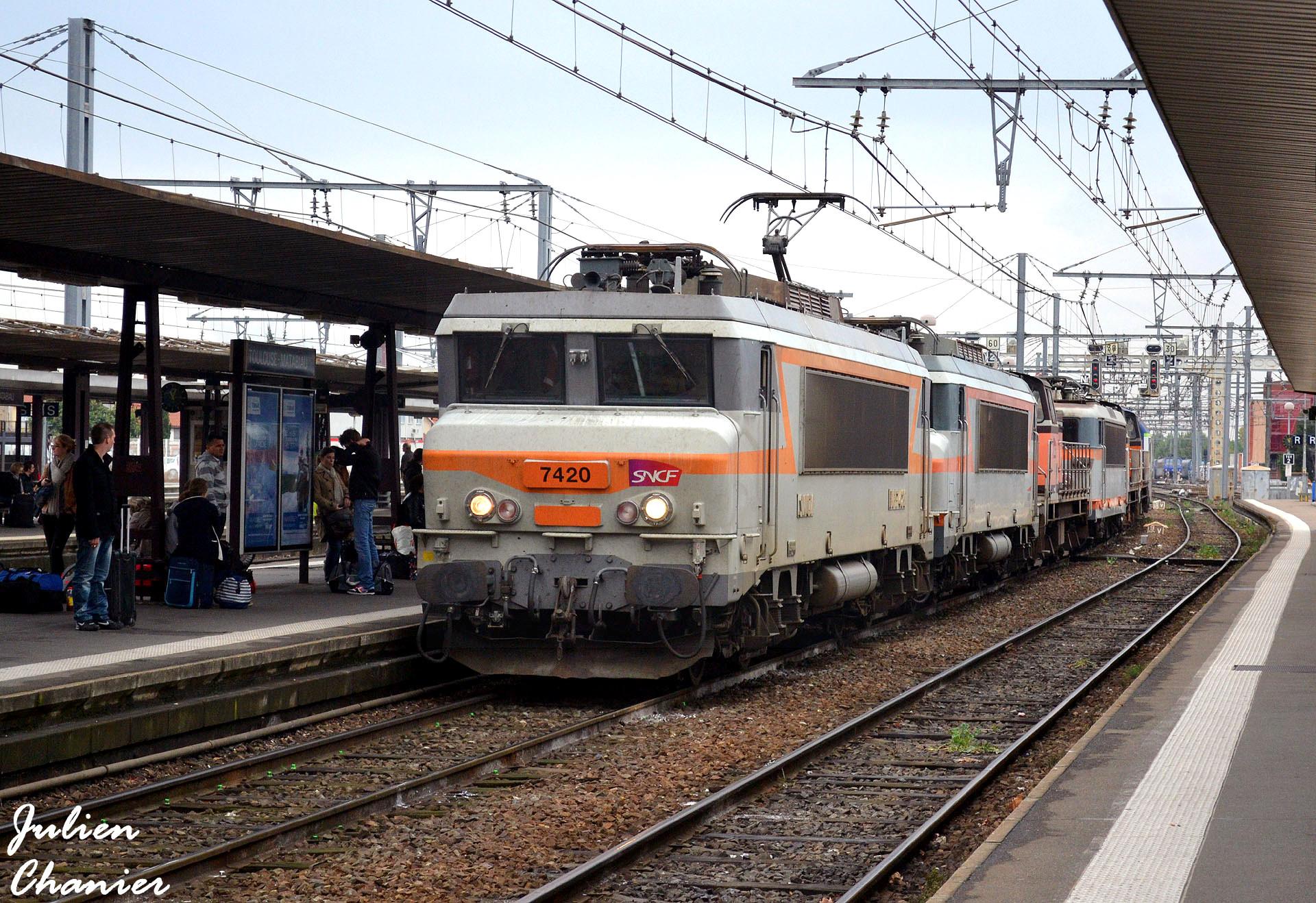 Pk 256,4 : Gare de Toulouse Matabiau (31) - Page 5 519049TMMATABIAU