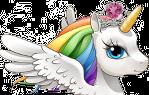 La reine des licornes