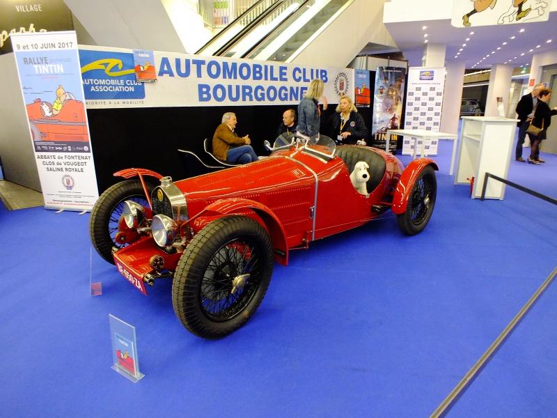Salon de la voiture de collection à Dijon Versus 2017 ce dimanche 02 Avril 521070DSCF0006
