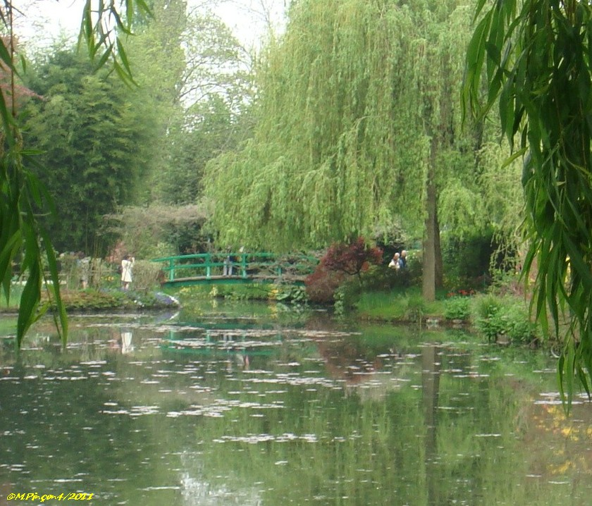 """GIVERNY"" chez Claude MONET 521091DSC030791"