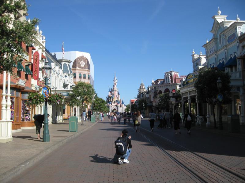 [Disneyland Paris] Séjour de rêve au Disneyland Hotel du 23 au 26 mai 2011 - Page 2 522479IMG3206