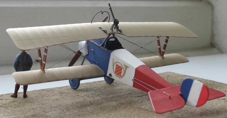 Nieuport Ni-11 EDUARD 1/48 'week-end édition' 523278IMG0136