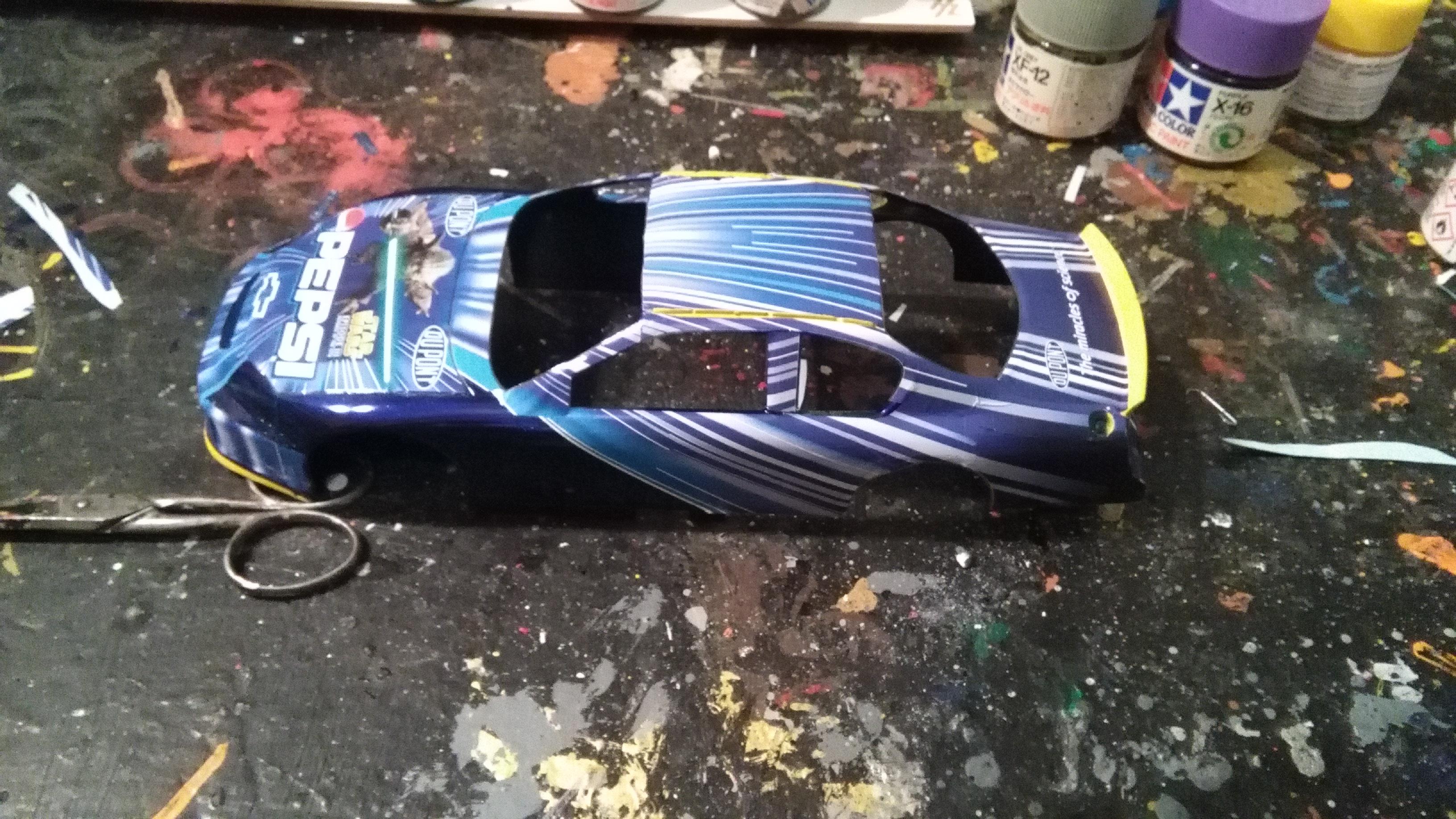 Chevy Monte-Carlo 2005 #24 Jeff Gordon Pepsi/Star Wars  523561IMG20170428213042