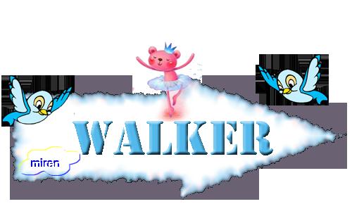 Nombres con W 5242444Walker