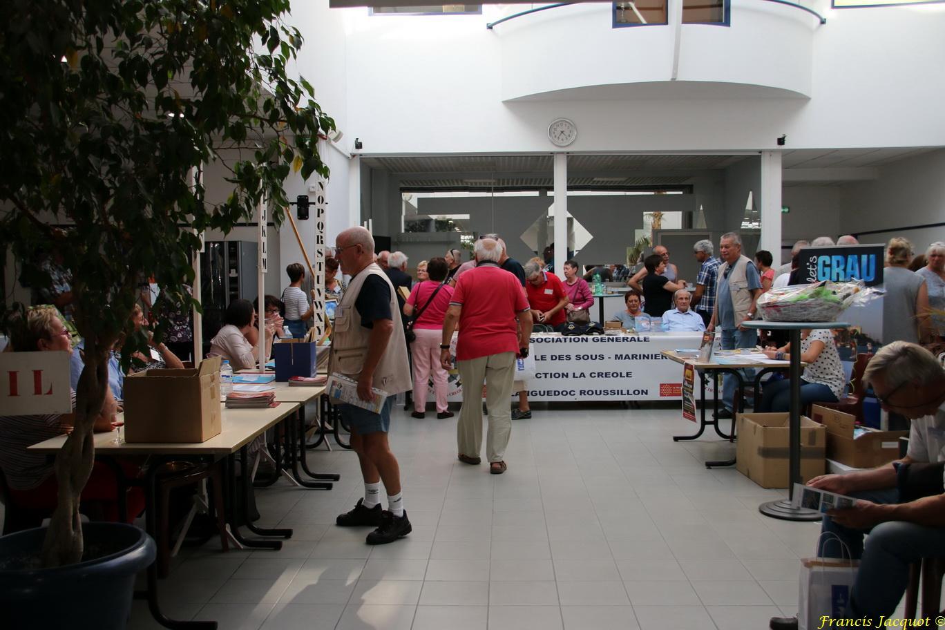 [ Associations anciens Marins ] 65 ème Congrès de l'AGSM 2016 au Grau du Roi 5250053501