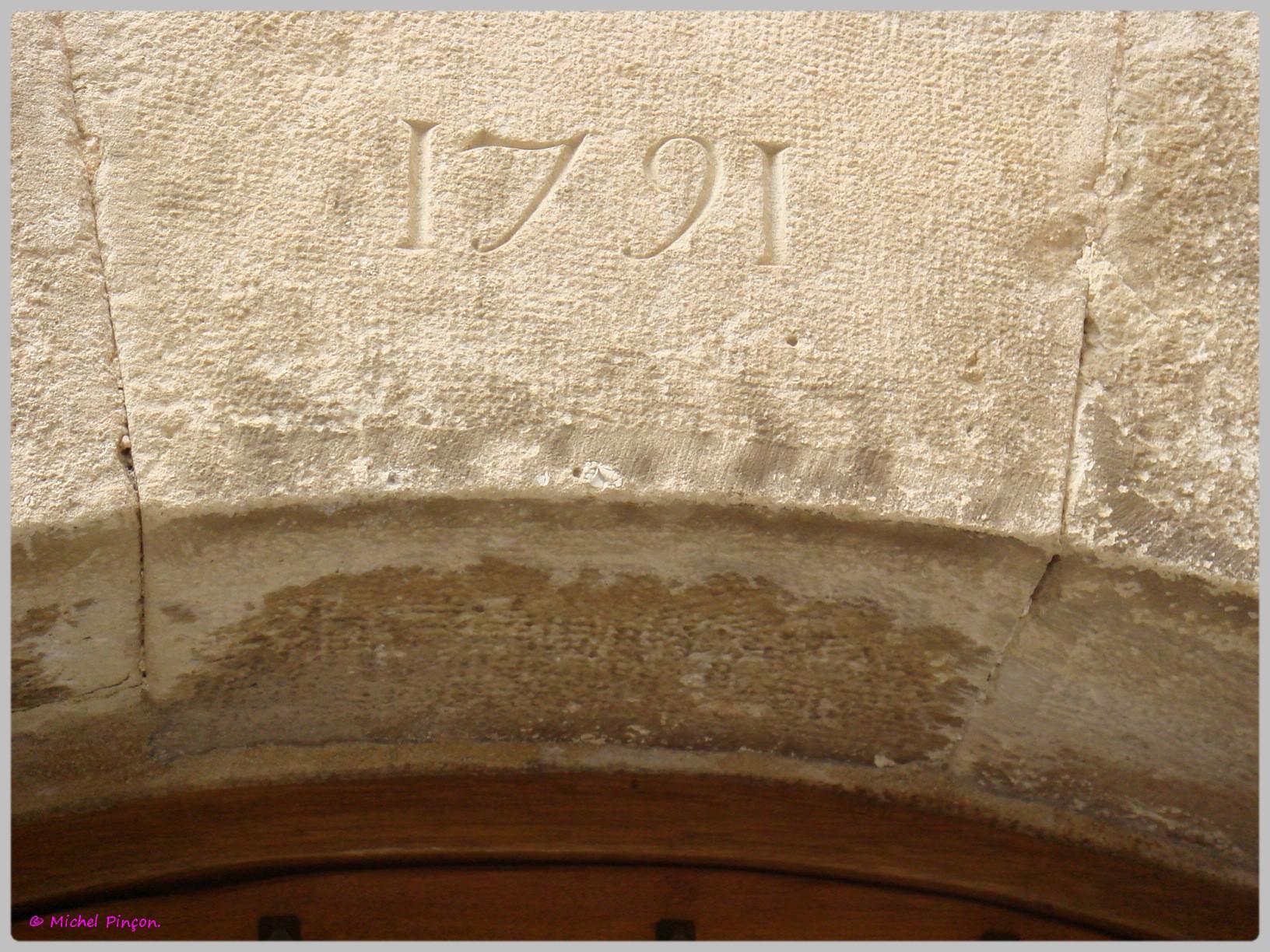 Fil ouvert-  Dates sur façades. Année 1602 par Fanch 56, dépassée par 1399 - 1400 de Jocelyn - Page 3 525192DSC012091