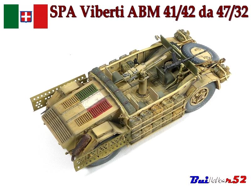 ABM 41/42  AT 47/32 - Italeri 1/35 525405P1050198