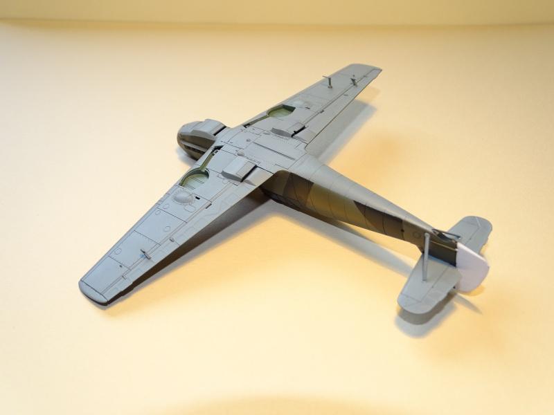 Bf 109 E3 WNr 1304 du JG 76 capturé le 22/11/1939 525650DSC03699