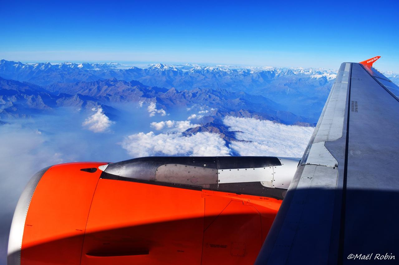 Survol des Alpes au retour de Milan  525700milan2017528